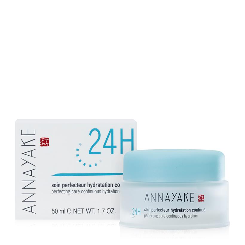 Kem dưỡng da cung cấp độ ẩm liên tục trong 24h Annayake Continous Hydrat