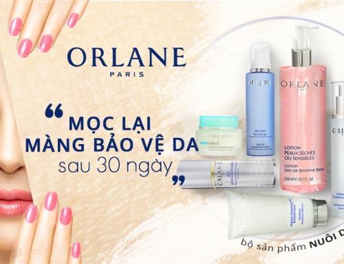 Bộ sản phẩm nuôi da sau Laser cao cấp của Orlane Paris