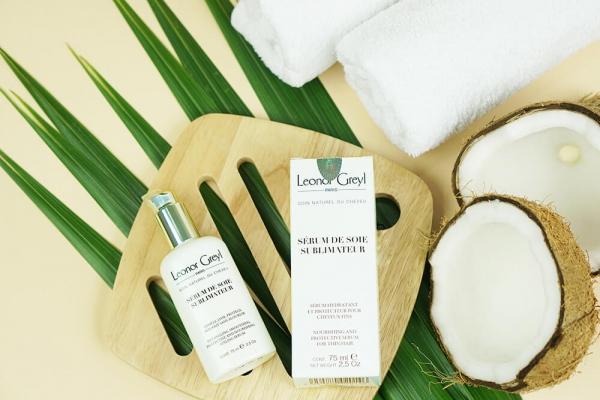 Serum dưỡng tóc Leonor Greyl chống tia UV, giúp tóc suôn mượt suốt 48h