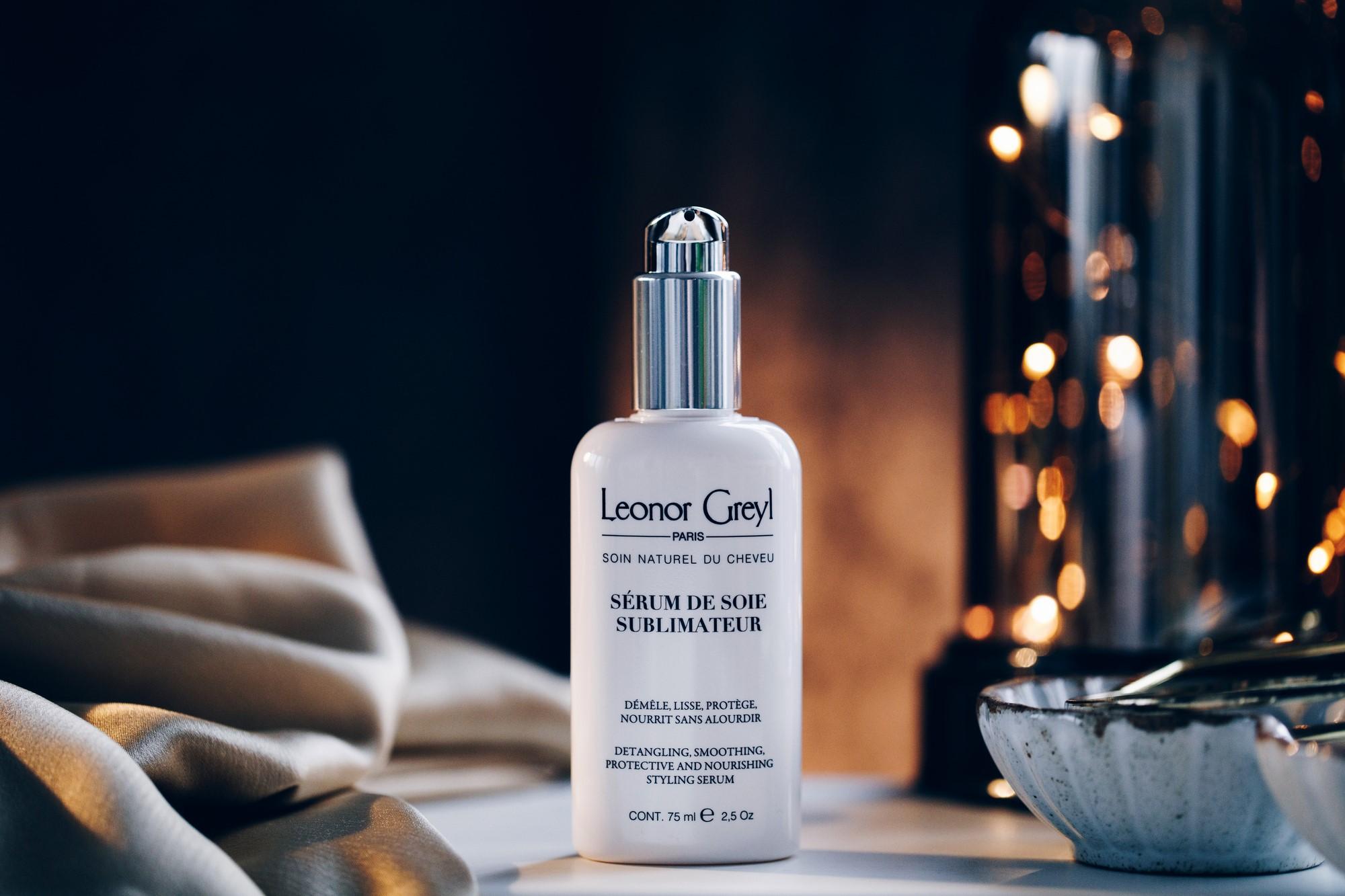 Serum Leonor Greyl giảm khô tóc, mượt tóc chống nắng cho tóc UV Leonor Greyl-Serum Sublimateur 75ml