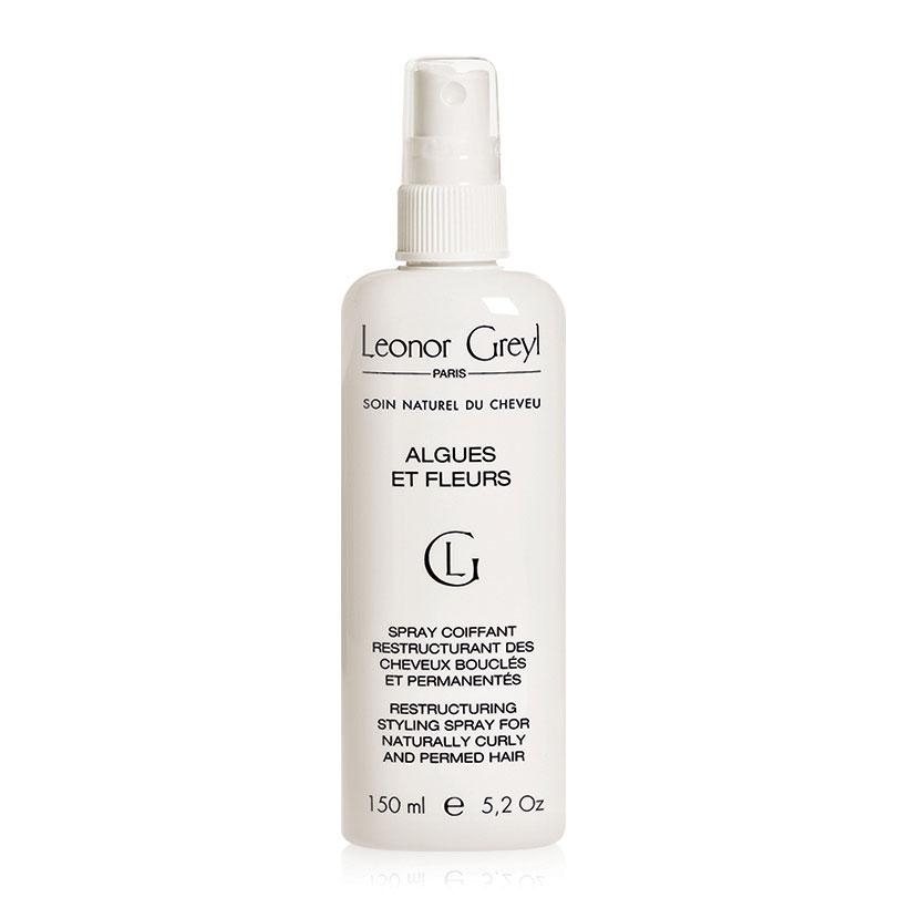 Nước xịt giúp phồng tóc Leonor Greyl Algues Et Fleurs Spray 150ml