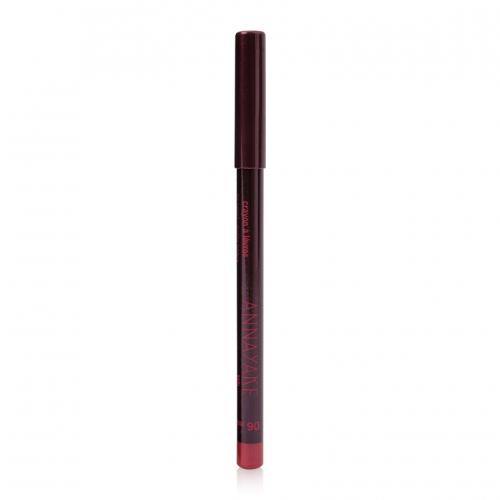 Bút kẻ viền môi Annayake Lip Pencil #06 màu đỏ đậm