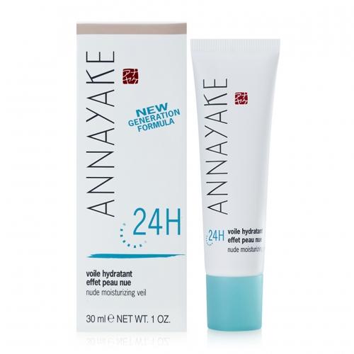 Kem dưỡng cung cấp độ ẩm suốt 24h Annayake Nude Moisturizing Veil