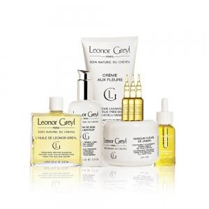 Bộ sản phẩm điều trị da đầu khô, thân tóc mỏng Leonor Greyl