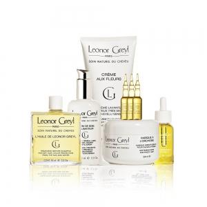 Bộ sản phẩm điều trị da đầu khô, thân tóc dày Leonor Greyl