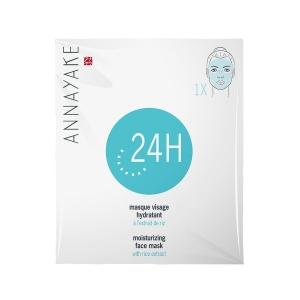 Mặt nạ dưỡng ẩm cao cấp Annayake 24H Masque Visage Hydratant